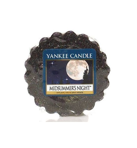 Vonný vosk do aromalampy Yankee Candle Midsummers Night 22g/8hod