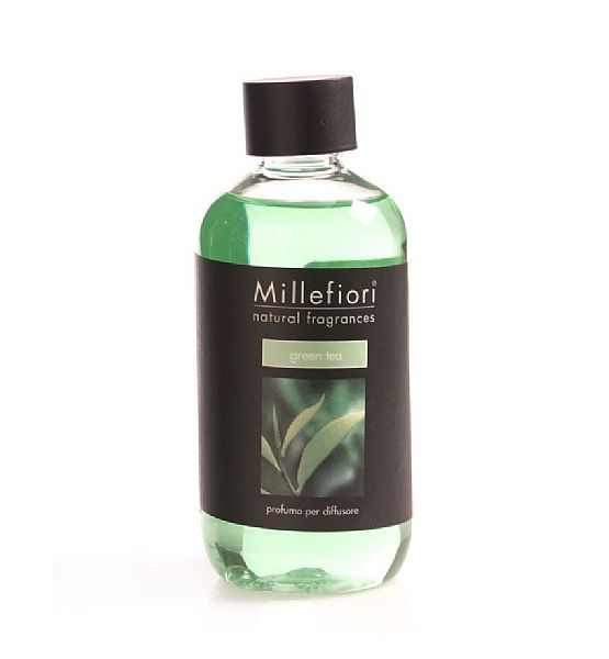 Náplň do difuzéru Millefiori Milano GREEN TEA 250ml
