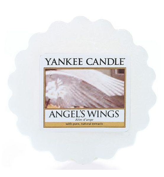 Vonný vosk do aromalampy Yankee Candle Angels Wings 22g/8hod