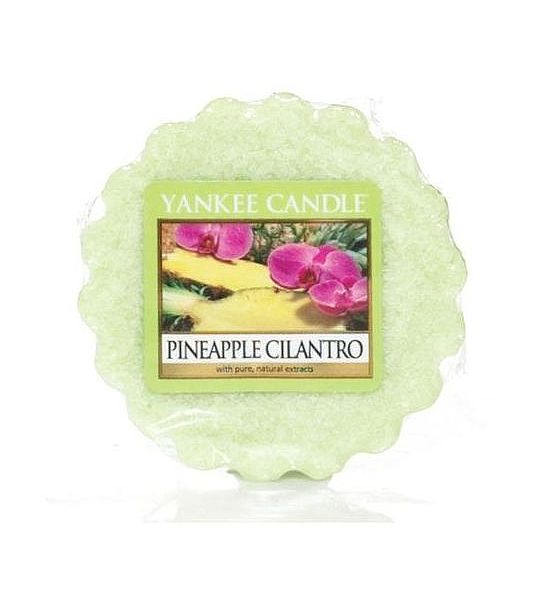 Vonný vosk do aromalampy Yankee Candle Pineapple Cilantro 22g/8hod