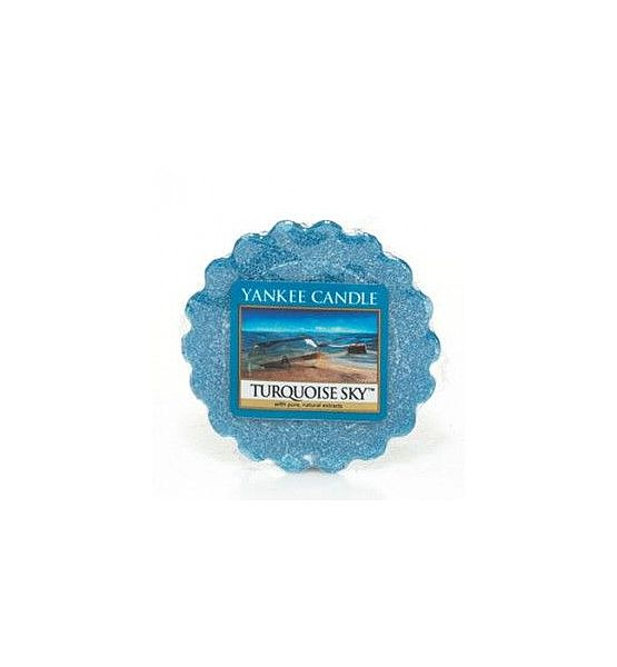 Vonný vosk do aromalampy Yankee Candle Turquoise Sky 22g/8hod