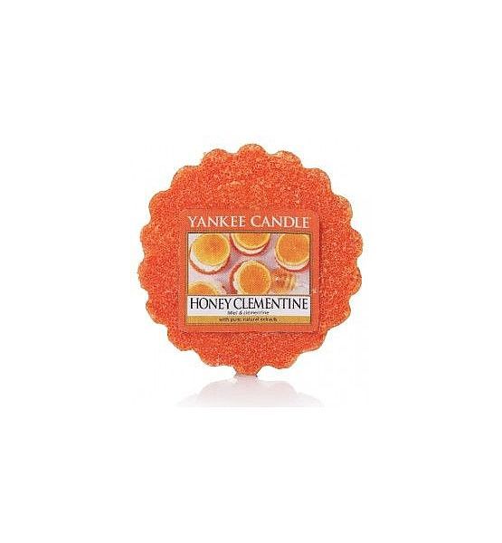Vonný vosk do aromalampy Yankee Candle Honey Clementine 22g/8hod