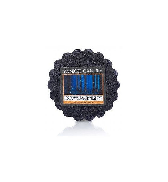Vonný vosk do aromalampy Yankee Candle Dreamy Summer Nights 22g/8hod