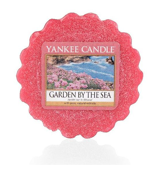 Vonný vosk do aromalampy Yankee Candle GARDEN BY THE SEA  22g/8hod