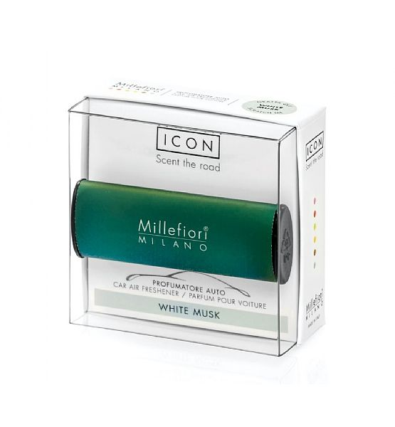 Vůně do auta Millefiori Milano ICON WHITE MUSK