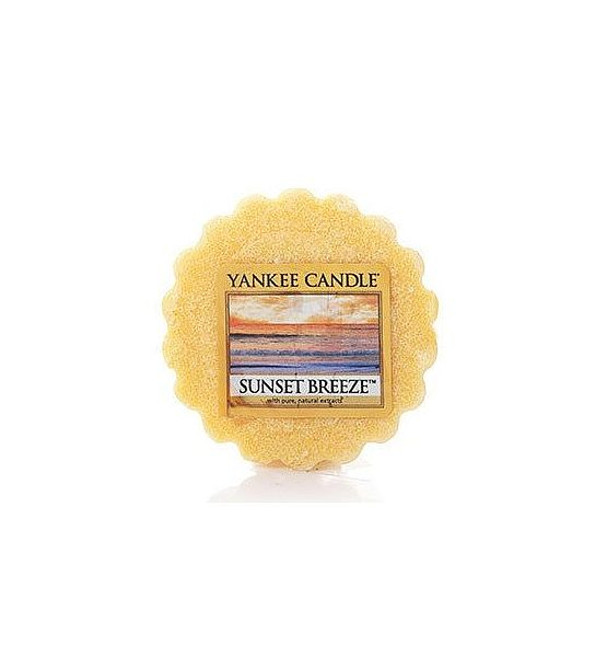 Vonný vosk do aromalampy Yankee Candle  SUNSET BREEZE  22g/8hod