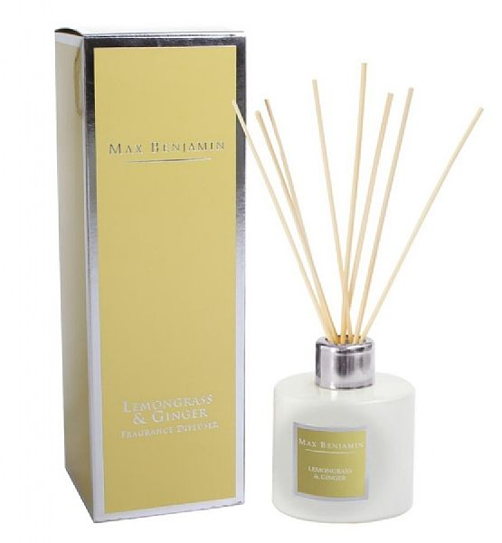 Difuzér Max Benjamin - Lemongrass & Ginger 150ml