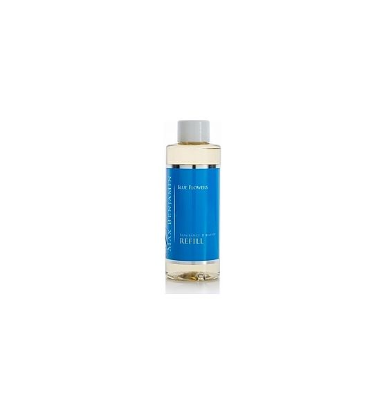Náplň do difuzéru Max Benjamin - BLUE FLOWERS 150ml