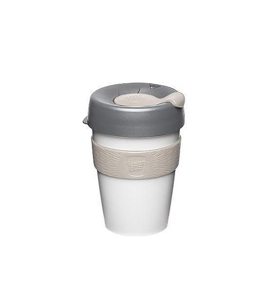 Hrnek KeepCup White M 340ml