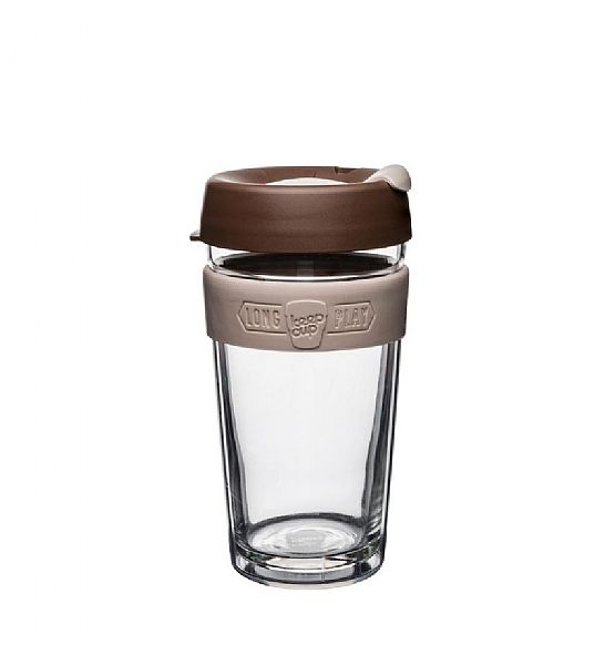 Hrnek KeepCup Longplay Roast L 454ml
