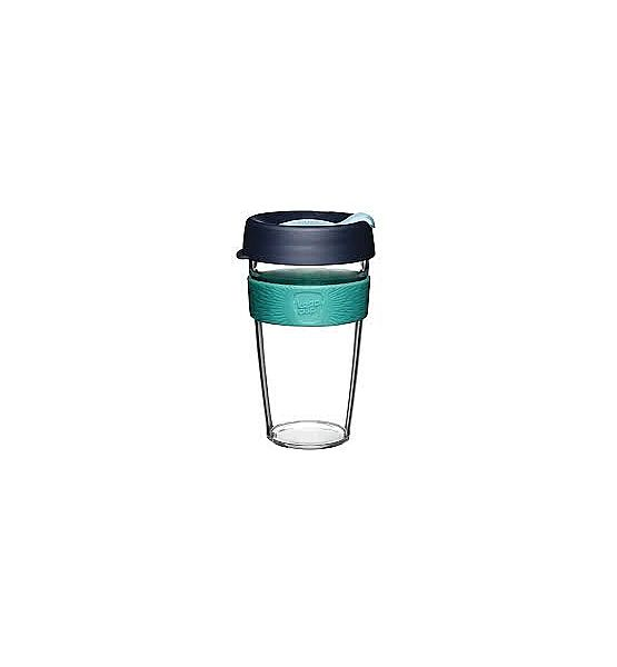 Hrnek KeepCup Clear Pistachio L 454ml