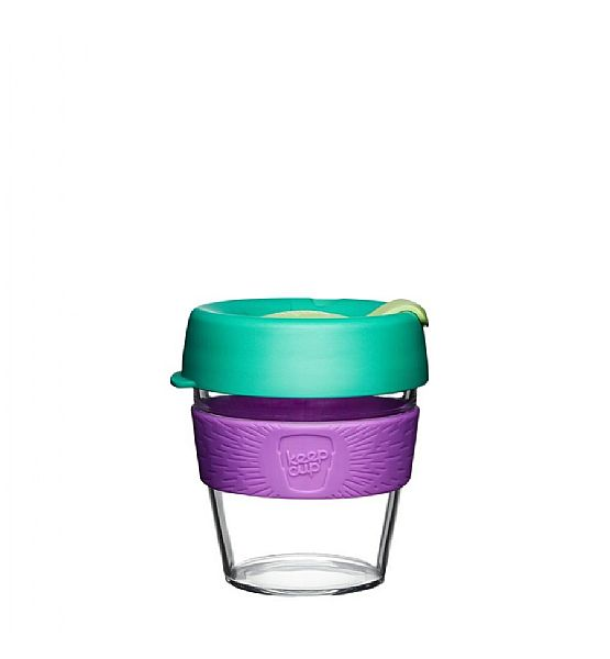 Hrnek KeepCup Clear Sage S 227ml