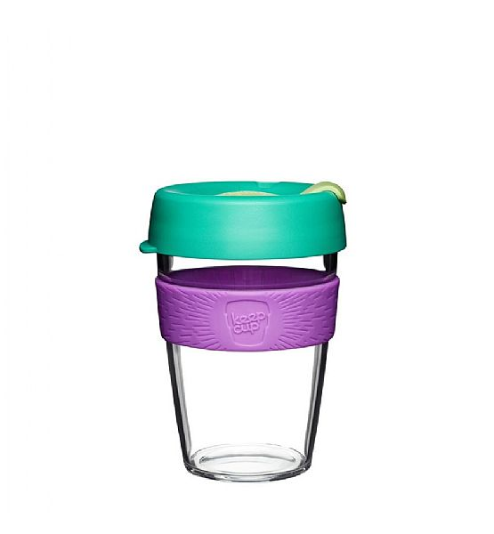 Hrnek KeepCup Clear Sage M 340ml