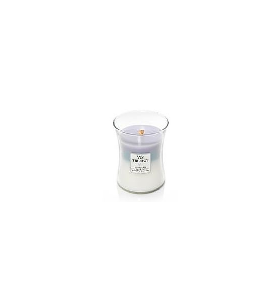 Vonná svíčka WoodWick - Calming Retreat 275g/55 - 65 hod