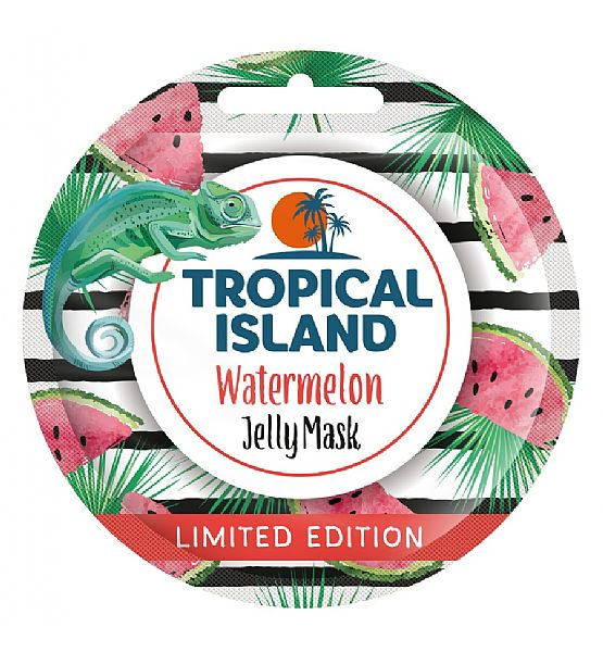 Gelová maska MARION TROPICAL WATERMELON 10 g