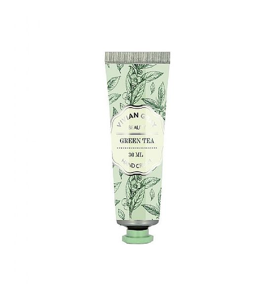 Krém na ruce VIVIAN GRAY GREEN TEA 30ml