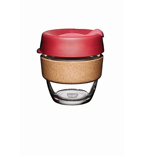 KeepCup Cork Brew Flutter S (227 ml)