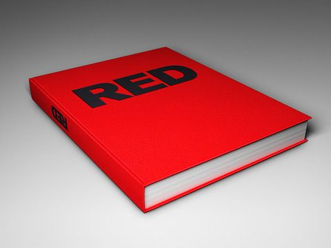 Projekt RED FASHION: RED BOOK!