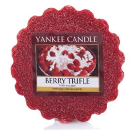 Vonný vosk do aromalampy Yankee Candle  BERRY TRIFLE 22g/8hod