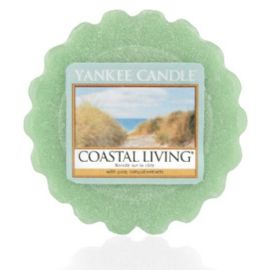 Vonný vosk do aromalampy Yankee Candle-  COASTAL LIVING  - 22g/8hod