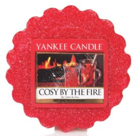 Vonný vosk do aromalampy Yankee Candle COSY BY THE FIRE 22g/8hod