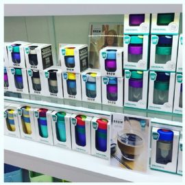 Hrnek KeepCup Clear Origin M 340ml